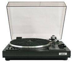 LP Проигрыватель AKAI - AP206 Japan