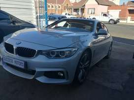 2015 Bmw 420D Auto M sport GranCoupe with a sunroof