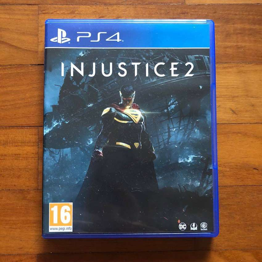 Injustice 2 Ps4 Game 0