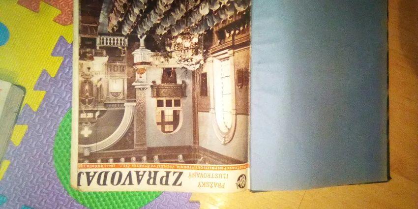 Prodám vázané knihy pražského deniku 0