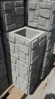 Блоки бетонні декоративні