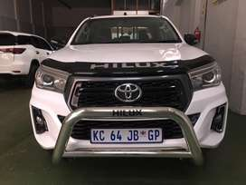 Toyota Hilux 2.8 GD6 4x4 double cab manual