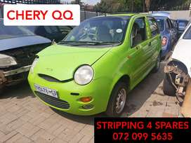 Chery QQ stripping for parts