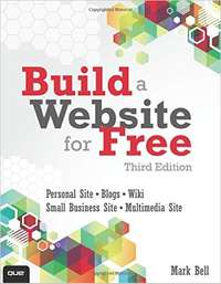 Image of Build a website for free, 3rd edition