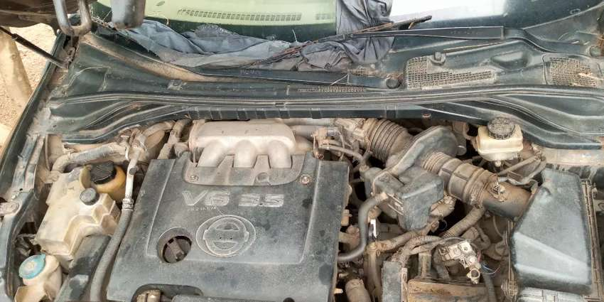 Neatly used Murano jeep for sell with good, working sound engine 0