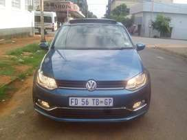 2016 VW Polo 1.2 TSi for sale