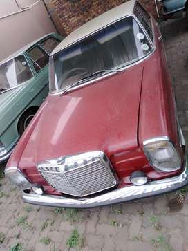 Classic merc for sale