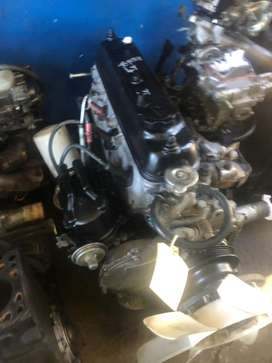 TOYOTA 2Y 3Y AND 4Y ENGINES FOR SALE
