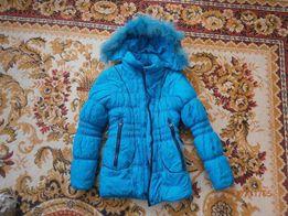 Куртка детская осень-зима