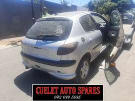 Peugeot 206 Stripping For parts