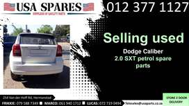 Dodge Caliber 2.0 SXT 2007-13 used spare parts for sale