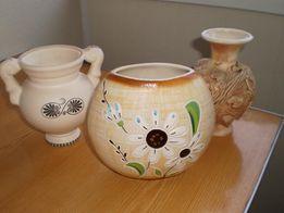 продам коллекцию керамических вазочек