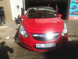 Opel corsa D 1.4 manual for sale