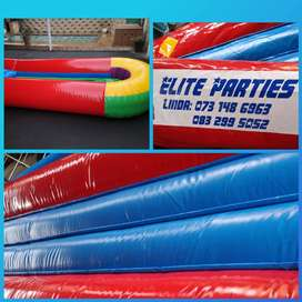 JUMPING CASTLE AND PARTY SETUPS