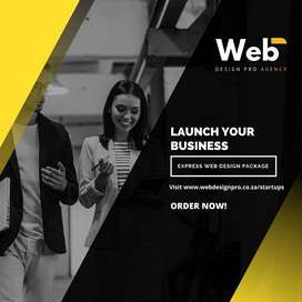 Affordable, Professional Web Design Packages-Nationwide, From R1599.