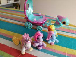 My Little pony syrenki