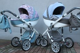 Wyprzedaż Nowe wózki Anex Sport PA07 i AB06 Wave 2w1 3w1 4w1