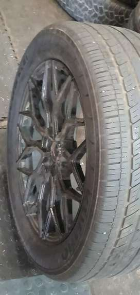 20 inch Mags and Tyres for sale