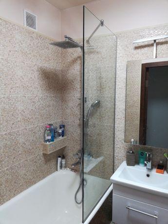 Шторка для ванной из безопасного стекла Харьков - изображение 5