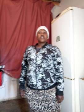 LESOTHO MAID/NANNY WITH REFS NEEDS STAY IN WORK