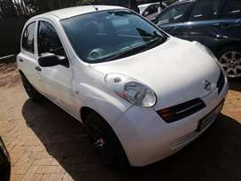 2006 Nissan Micra 1.6 with only 140000km with full service history