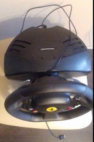 Kierownica Ferrari 458 Thrustmaster Xbox360/PC jak NOWA idealny Prezen Łęczyca - image 3
