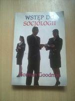 """książka N.Goodman """"Wstęp do socjologii"""""""