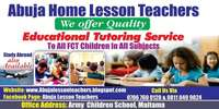 ABUJA LESSONS AND PRIVATE TUTORS 0