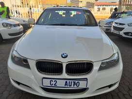 2012 White BMW 320i E20 Manual S/R