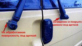 Покрытие цинком кузова авто и др. деталей
