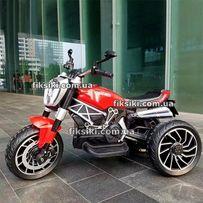 Детский мотоцикл M 4008 AL-3 на аккумуляторе, Детский электромобиль