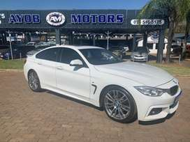 2016 BMW 420i Grand coupe M sport A/T