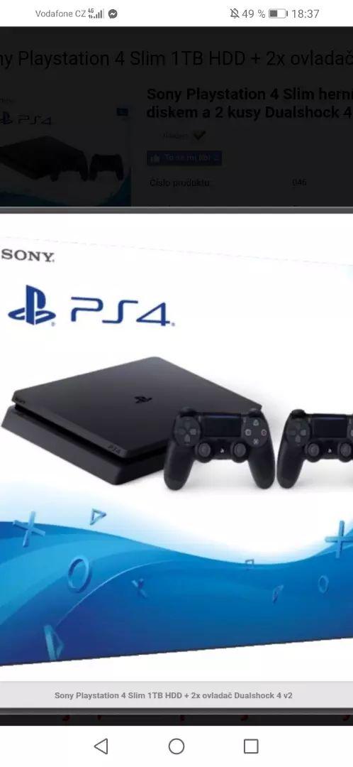 Playstation 4 1tb 0