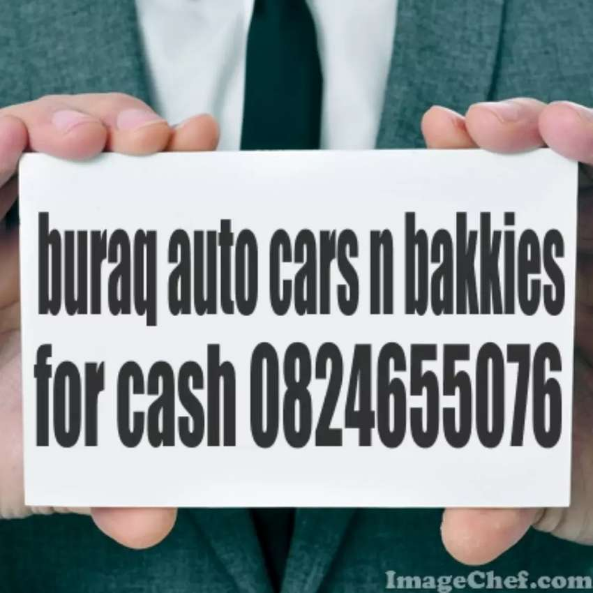 WANTED URGENTLY  CARS AND BAKKIES FOR CASH 0