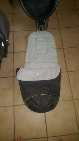 Jole Stroller and carrier/baby car seat