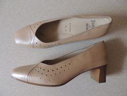 Ara,Германия,кожаные туфли,туфли лодочки,туфли на небольшом каблучке