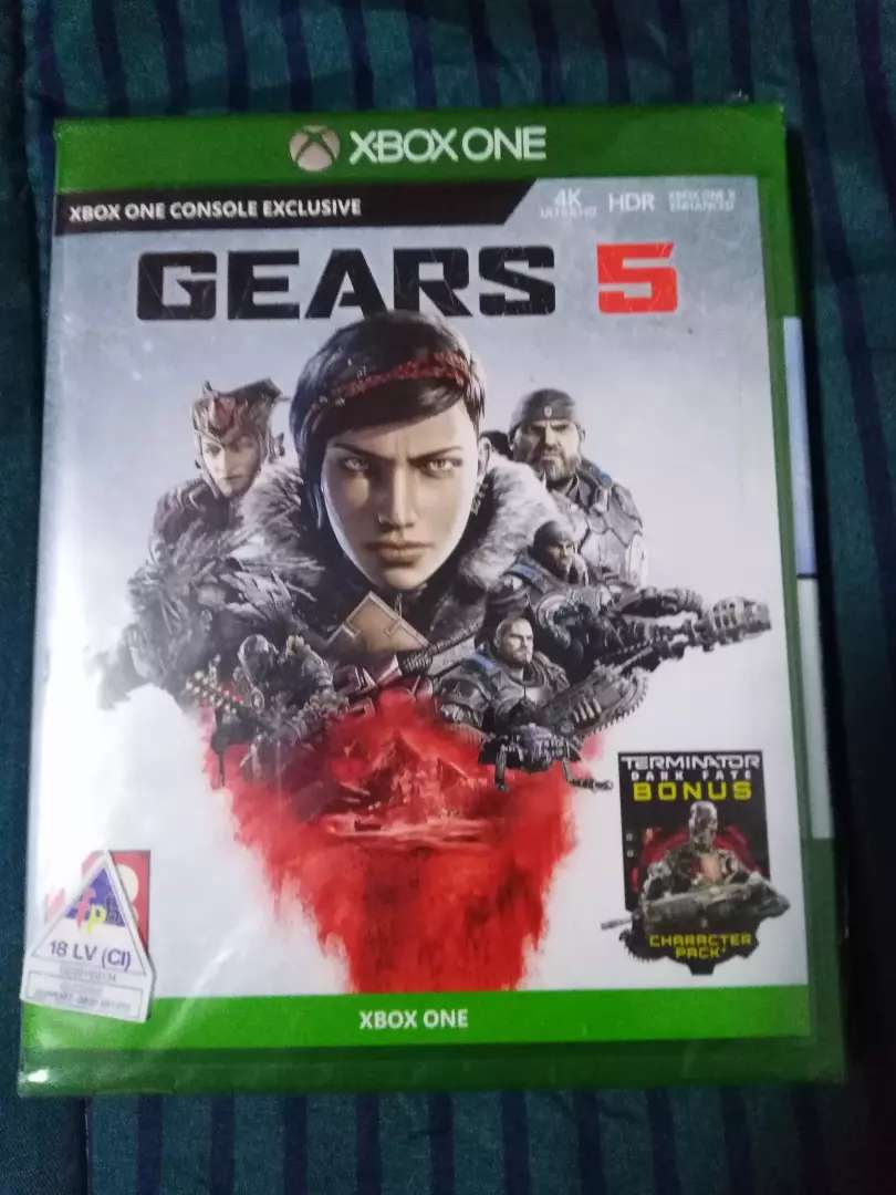 Xbox one game 0