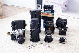Vintage PENTACON 6 TL 6x6 SLR Camera