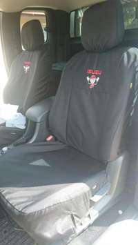2013+ Isuzu KB300 LX Seat Covers for sale  South Africa