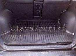 Ковёр в багажник Toyota RAV4 '00-2006;06-2012;'12-15-2017 тойота раф 4