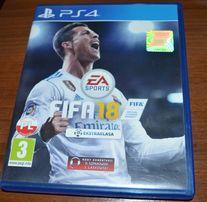 Gra na PS4 Fifa 18. Okazja