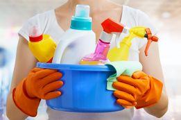 Usługi sprzątania mieszkań