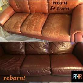 REFURBISHING  OLD COUCH