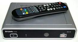 Цифровая телевизионная приставка IP-TV D-link DIB-120 и Mag-200 mini