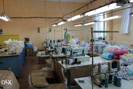 Швейный цех ищет партнеров, заказчиков. Примет заказ на пошив