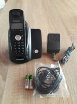 Радио телефон Panasonic + 4е аккумулятора. 300 грн.