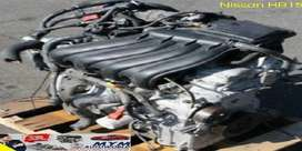 USED NISSAN TIIDA/MICRA 1.5L HR15 ENGINES FOR SALE