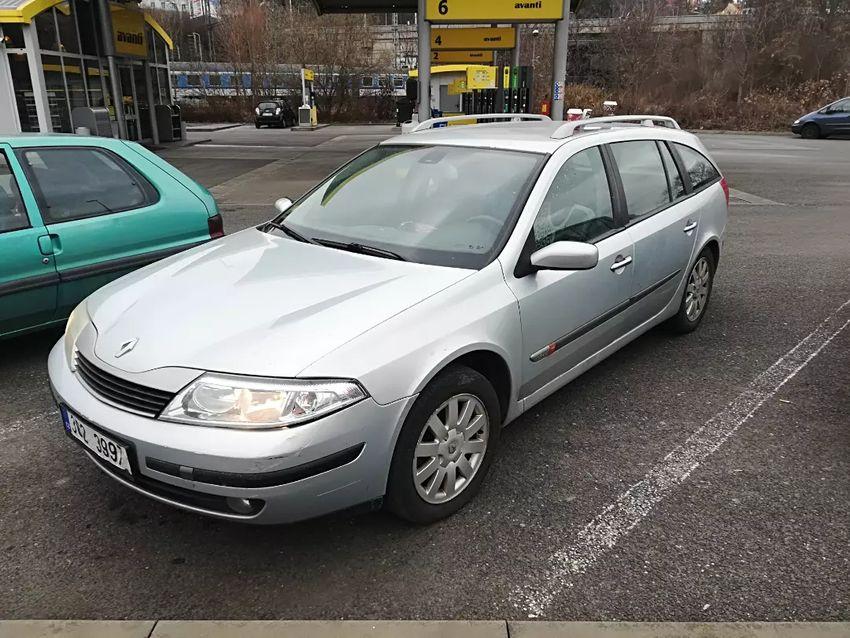Renault laguna 2 0