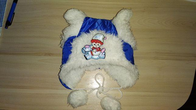 Теплая шапочка Вольнянск - изображение 1