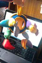 Tolo мягкая игрушка краб и шериф 150 обе